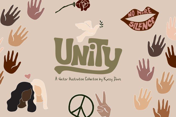 Unity, Human Rights Illustrations