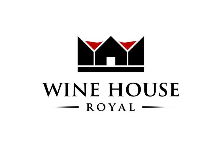 Wine House Royal Logo example image 1