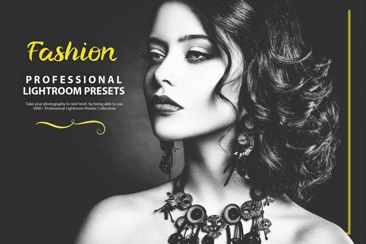 120 Fashion Lightroom Presets example image 1