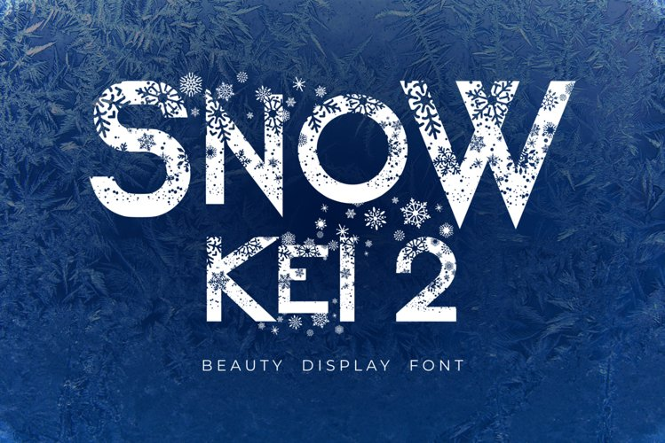 Snow Kei 2 example image 1