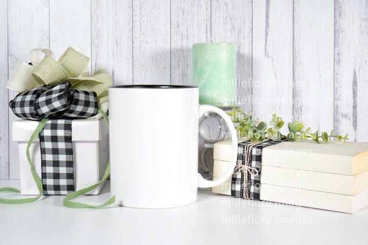 Farmhouse Oversize Coffee Mug & Gift Craft Mockup JPEG Photo