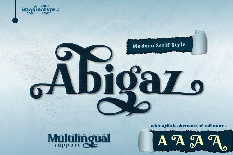 Abigaz example image 1