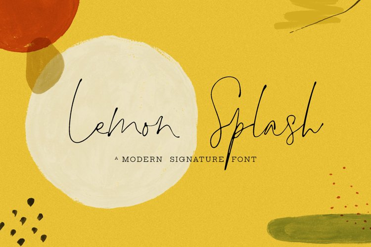 Lemon Splash example image 1