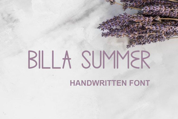 Billa summer example image 1