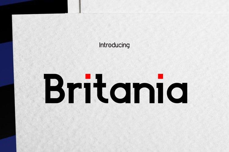 Britania example image 1
