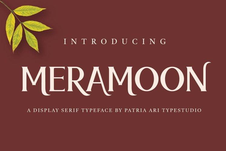 Meramoon example image 1