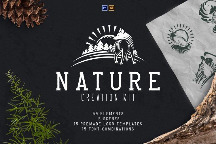 Nature Creation Kit example image 1