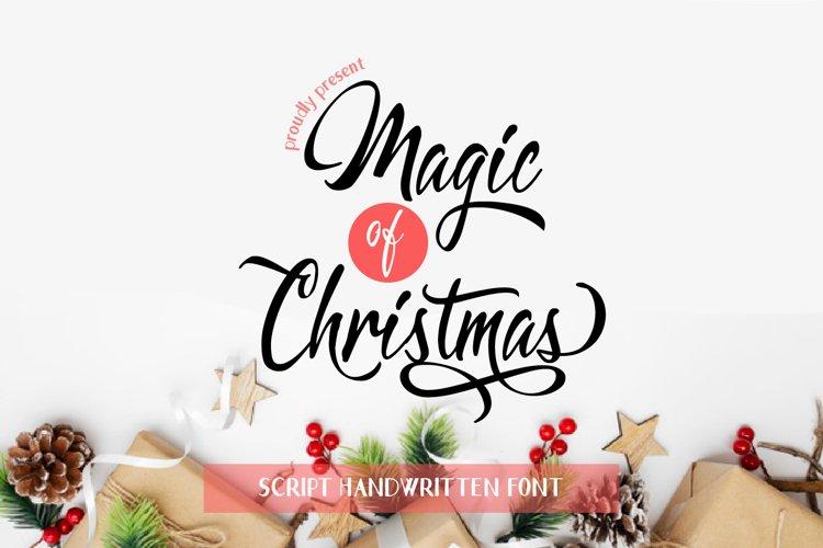 Magic of Christmas example image 1