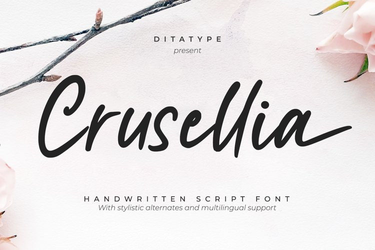 Crusselia example image 1