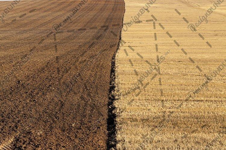 plowed half field example image 1