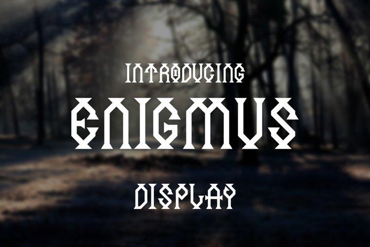 Enigmus example image 1