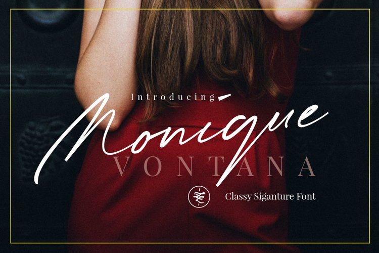 Monique Vontana example image 1