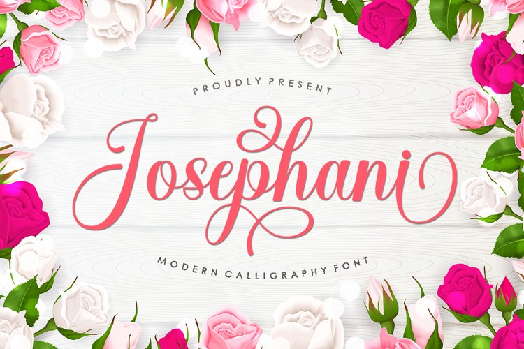 Josephani Script example image 1