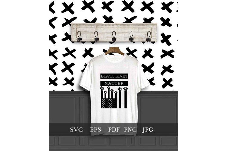 Black lives matter SVG file / BLM Cute file