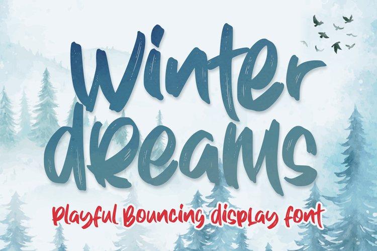 Winter Dreams example image 1
