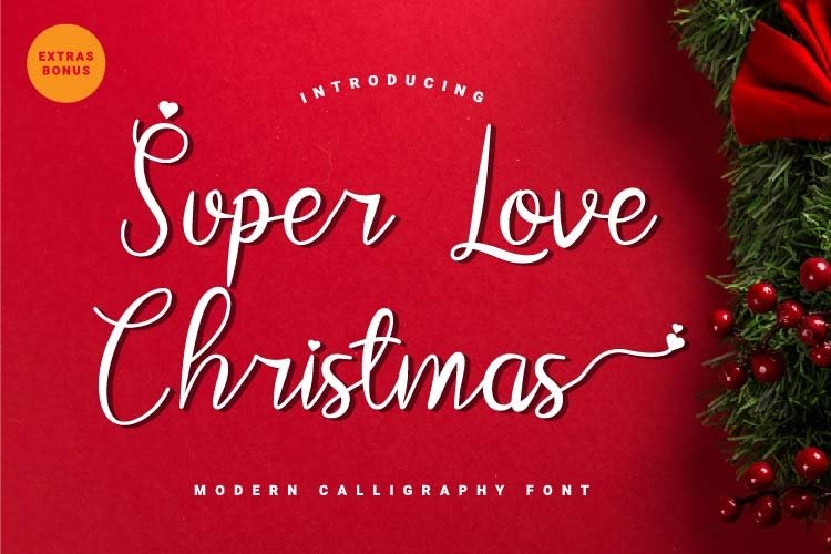 Super Love Christmas example image 1