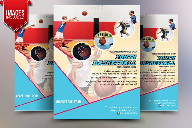 Sports Flyer example image 1