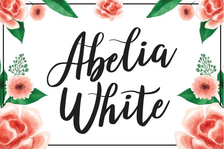 Abelia White example image 1