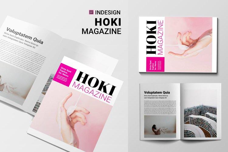 Hoki   Magazine example image 1