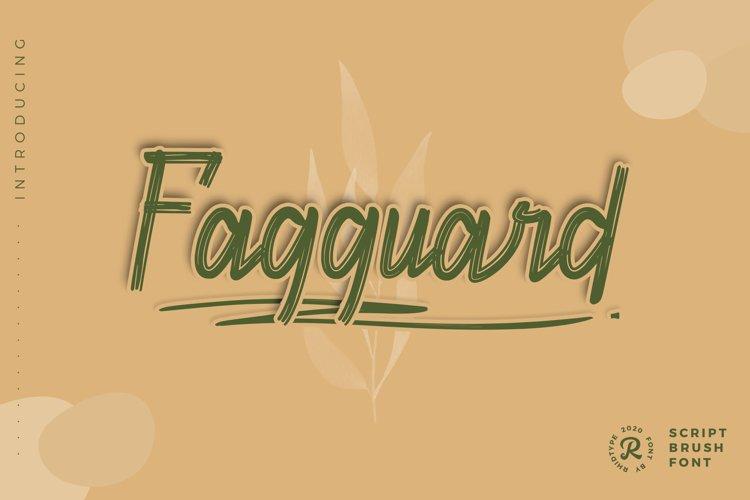 Fagguard example image 1