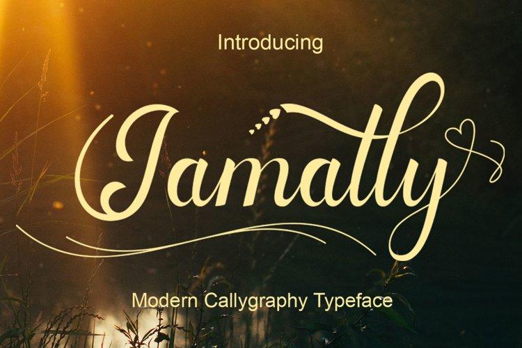 Jamally example image 1