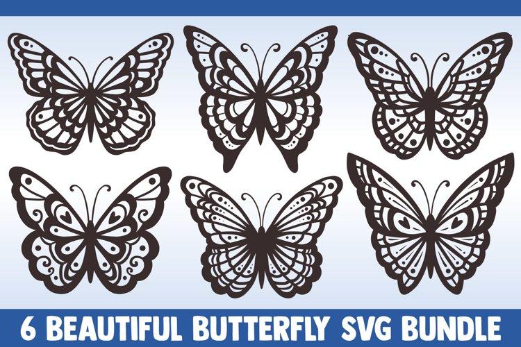 Butterfly SVG Bundle, butterflies svg, swirl svg, mandala