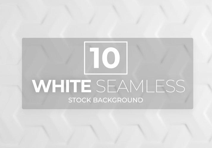 10 White Seamless Background Bundle example image 1