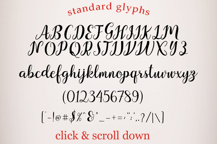 Syirenata Script example 2