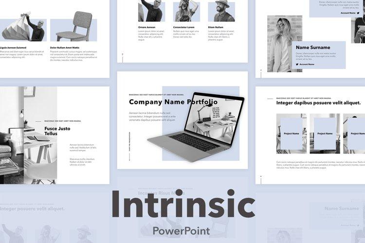 Intrinsic PowerPoint Template