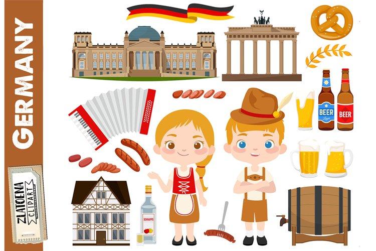 Download Octoberfest Clip Art Beer Clip Art Germany Clipart 391772 Illustrations Design Bundles