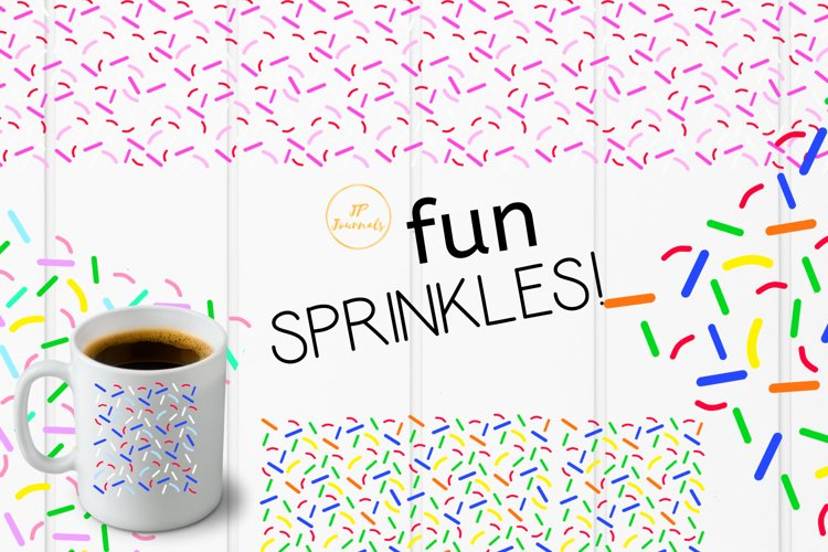 Colorful Sprinkles example image 1