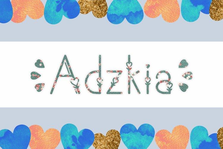 Adzkia example image 1