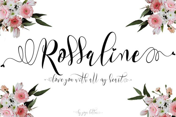 Rossaline example image 1