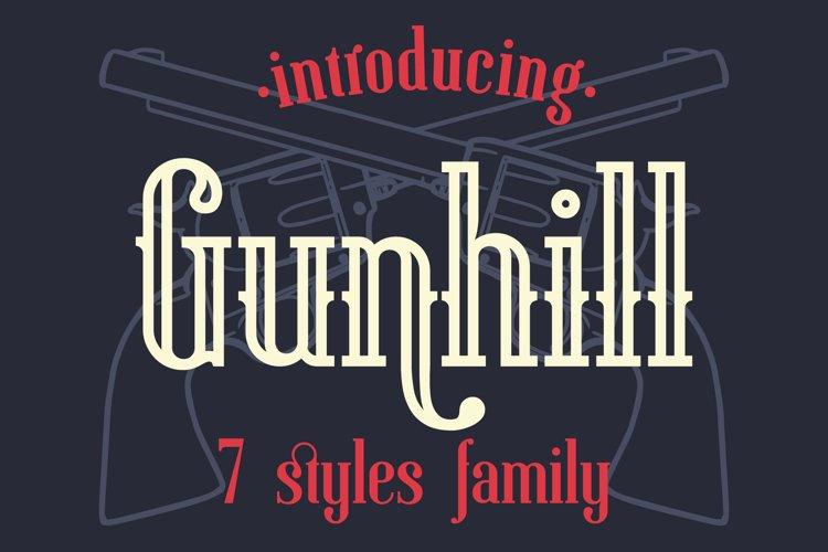 Gunhill family