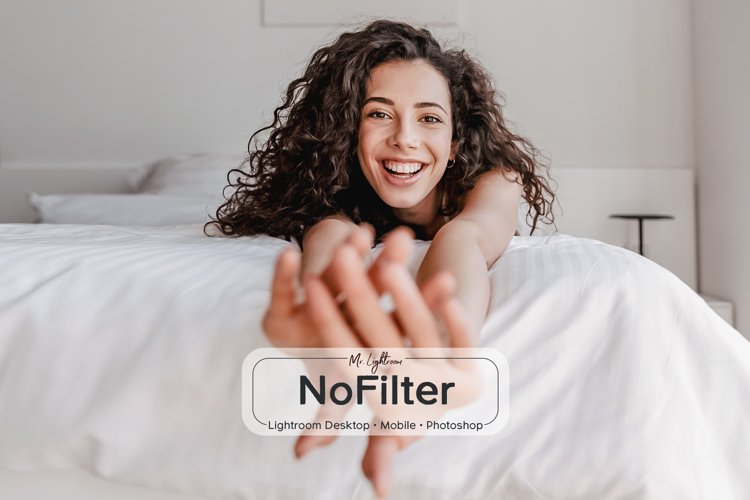 NoFilter Lightroom Desktop and Mobile Presets example image 1