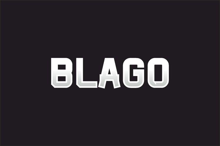 Blago example image 1