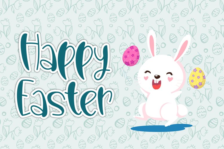 Happy Easter example image 1