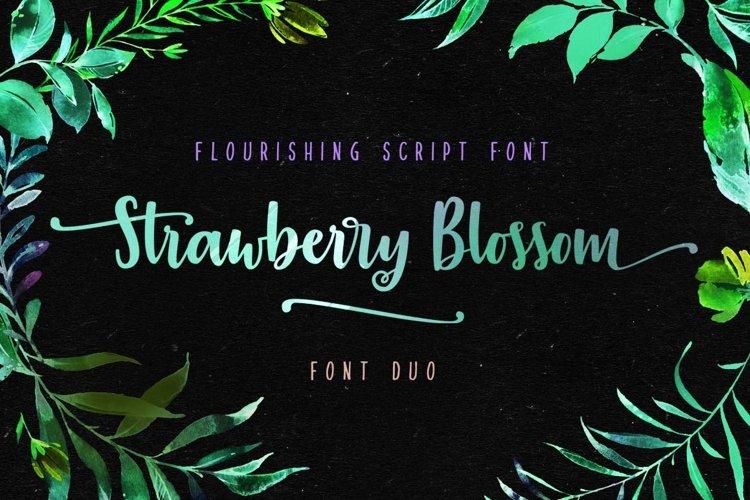 Strawberry Blossom example image 1
