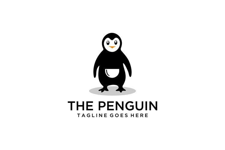 penguin logo example image 1