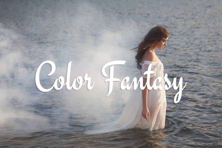 Color Fantasy Lightroom Presets