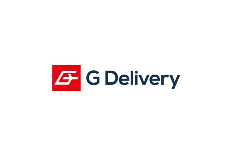 G delivery logo