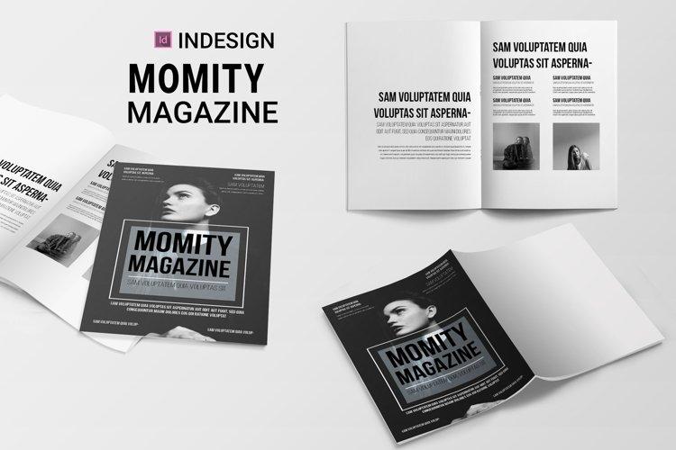 Momity | Magazine example image 1