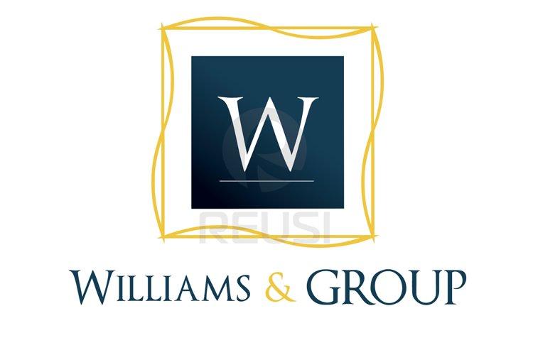 William & Group Logo Templates example image 1