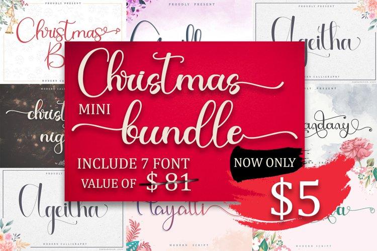Christmas Mini Bundle example image 1