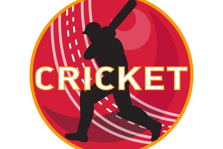 cricket player batsman sports ball example image 1