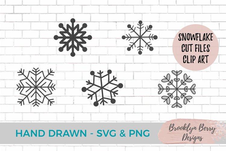 Snowflake SVG Bundle