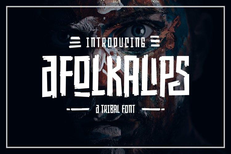 Afolkalips example image 1