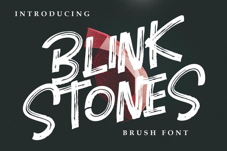 Blink Stones example image 1