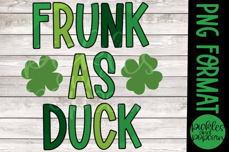 Frunk As Duck example image 1