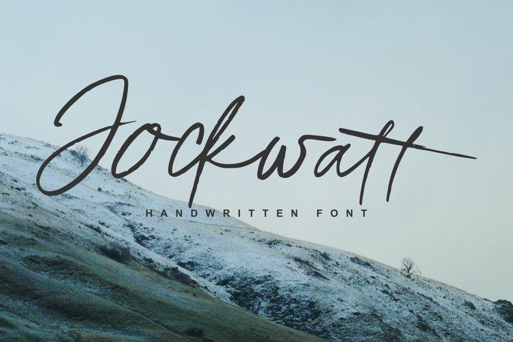 Jockwatt example image 1